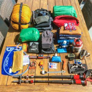 Wat neem ik mee op trektocht? - Een checklist voor hikers