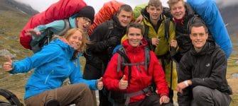 8 dagen op de Kungsleden (King's Trail)