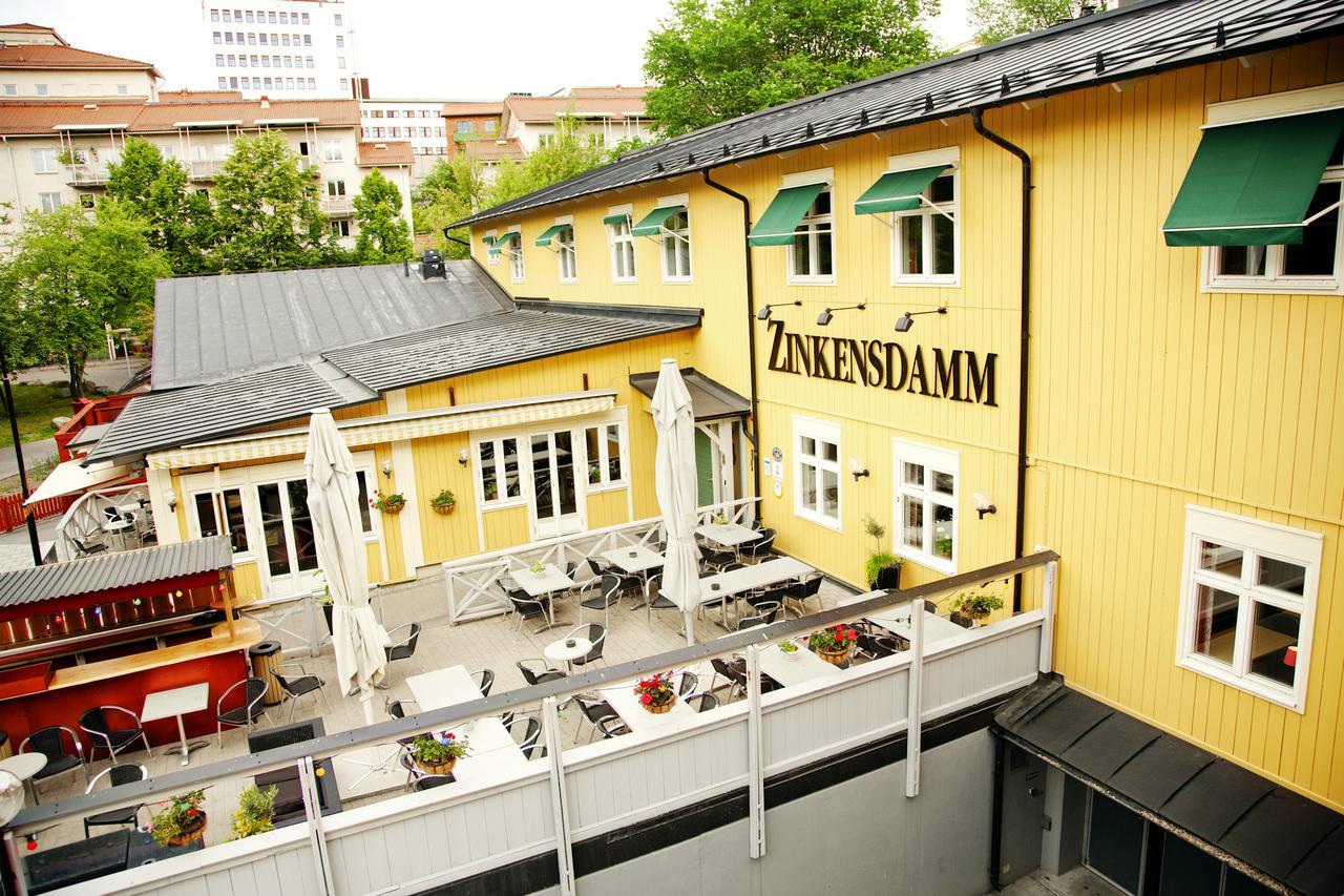 Zinkensdamm Hostel Stockholm
