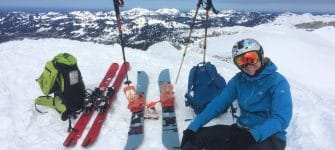 Toerskiën – Routes voor beginners in Kleinwalsertal (Oostenrijk)