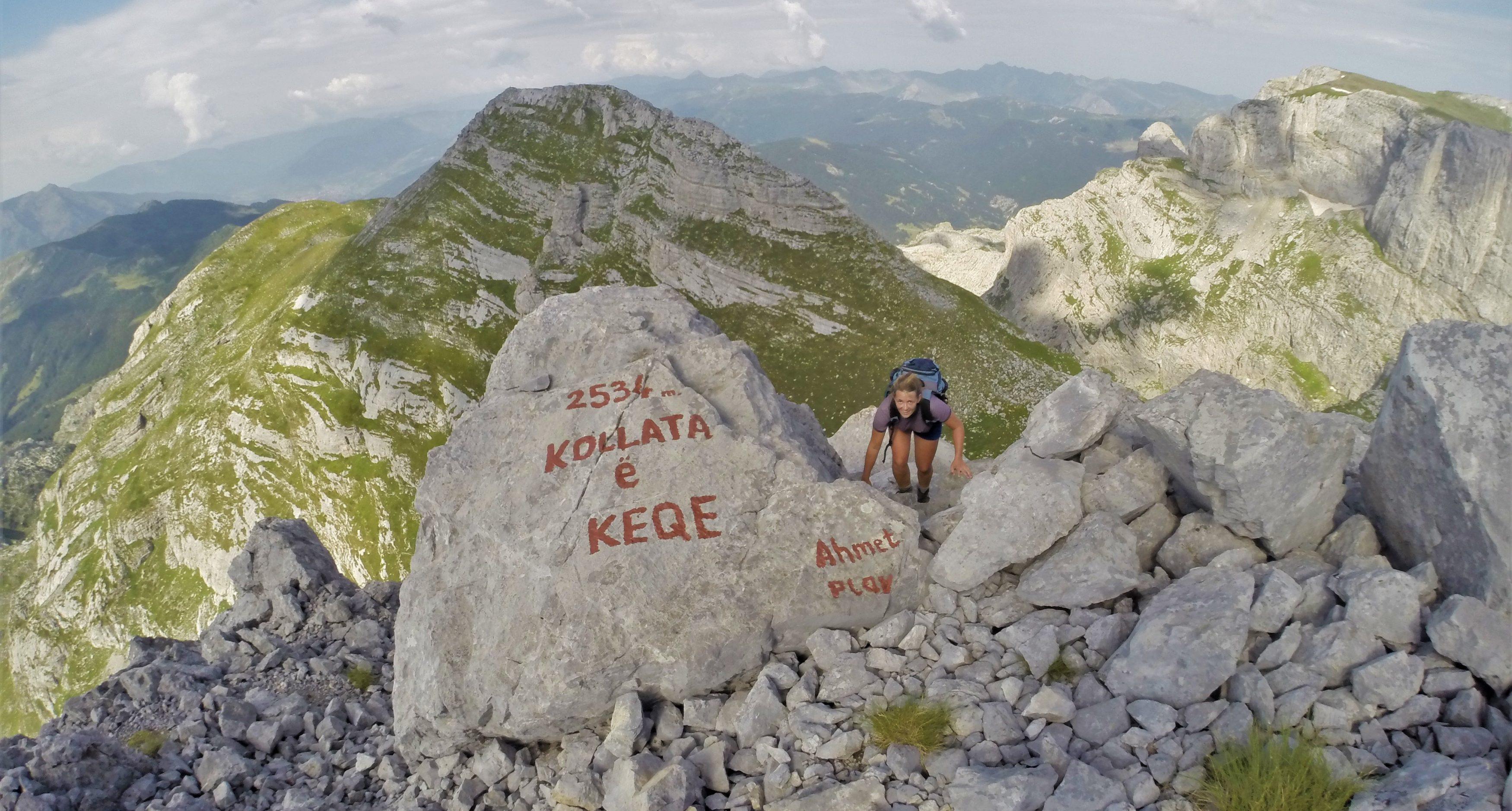 Zla Kolata summit