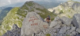 Zla Kolata – Climbing the Highest Point in Montenegro