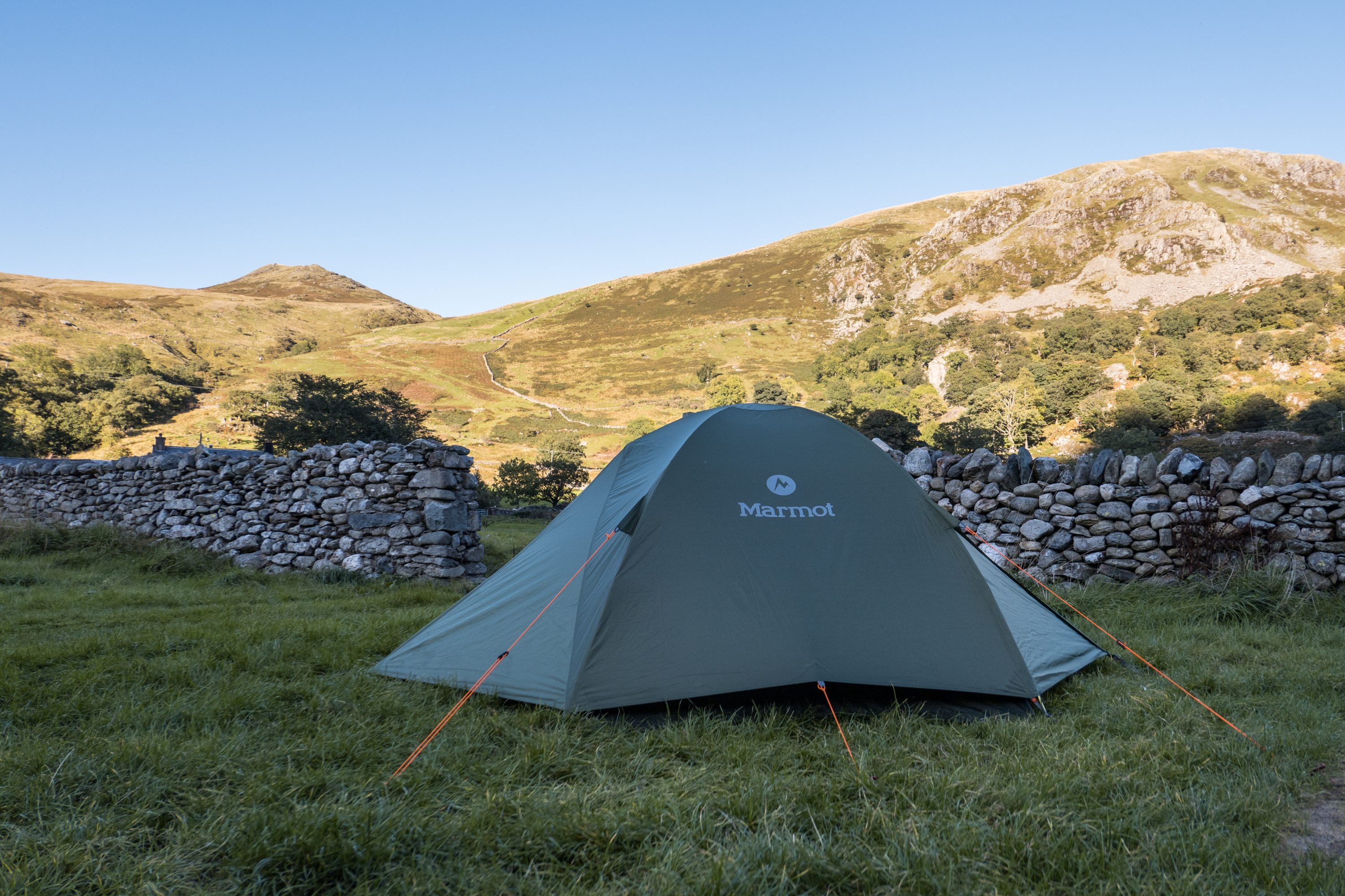 Nant Peris Camp Site