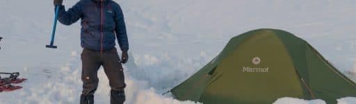 Winter trekking Vercors