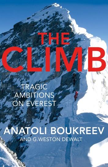 The Climb - Anatoli Boukreev