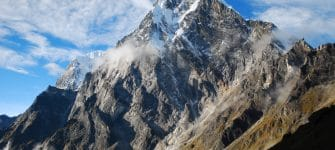 Three Passes Trek (Everest region)