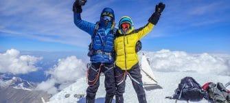 Mount Elbrus – Zonder gids