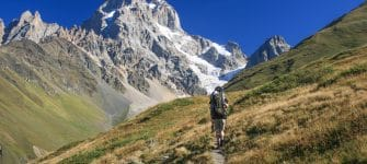 7-Day Hike In Upper Svaneti – Georgia