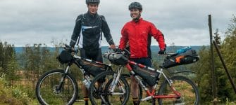 Bikepacking in Sweden and Norway